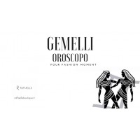 GEMELLI - OROSCOPO your fashion moment