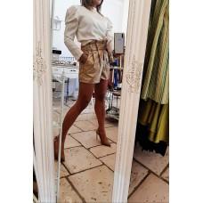 Shorts Myè Fashion Glam English Gold Multi Pinces