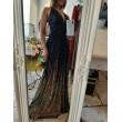 Long Dress Belle Amour Luxury Edition Paillettes Degradé