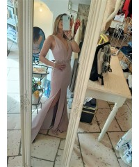 Long Dress Augusta Classic Pink A Sirena