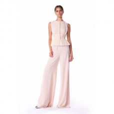 BLUSA CORPETTO ISABEL GARCIA COUTURE CHAMPAGNE CHIC