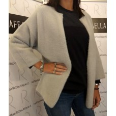 Giacca cardigan Holly pearl gray Lovlet