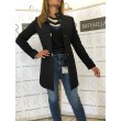 Cappotto black Markup Woman