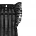 Top Argie Rinascimento Stripes Black On Black